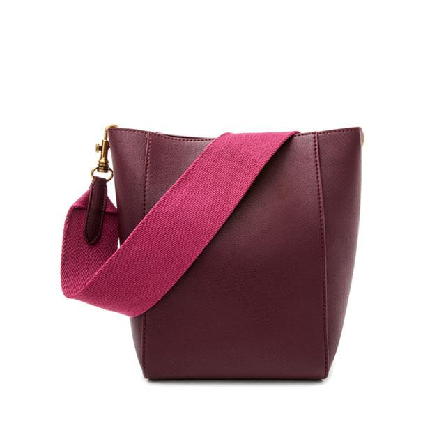 [현재분류명],버킷 부드러운 가죽 캐주얼 가방-블랙 WD,캐주얼가방,패션가방,여성가방,가방선물,예쁜가방