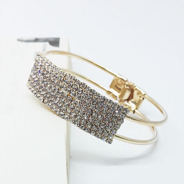 [현재분류명],180822BOSUK-3096 다이아몬드 드레스업 팔찌 WD,유니크팔찌,예쁜팔찌,팔찌선물,화려한팔찌,패션팔찌