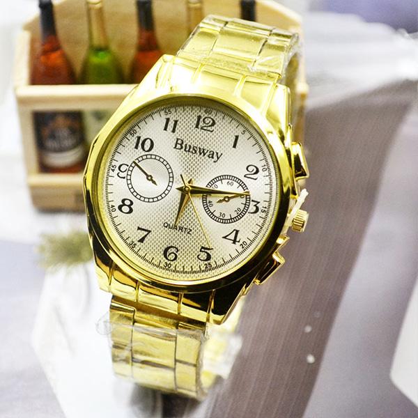 [현재분류명],비즈니스맨스타일 메탈시계-화이트골드 WD,손목시계,메탈시계,남성시계,시계선물,예쁜시계
