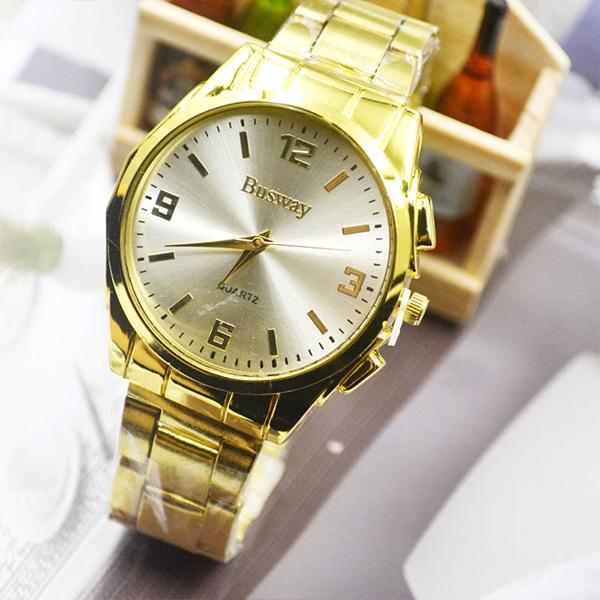 [현재분류명],웨이투 패션 메탈시계-화이트골드 WD,손목시계,메탈시계,남성시계,시계선물,예쁜시계
